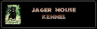 Jager House Kennel ~ Maddes Rottweilersida